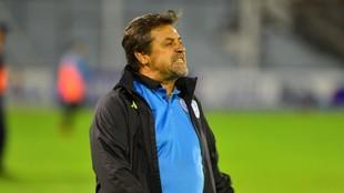 Ricardo Caruso Lombardi, técnico de Belgrano.