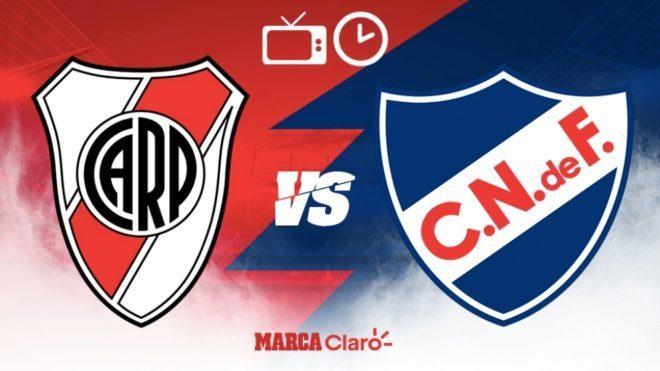 Nacional vs River Plate por la Copa Libertadores: horario, canales ...