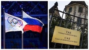 El Tribunal de Arbitraje Deportivos falla contra Rusia