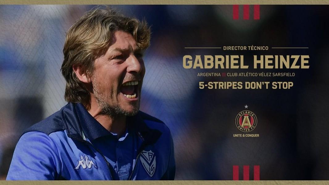 Gabriel Heinze firmó en el Atlanta por dos años.