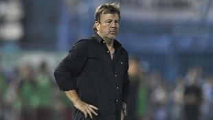 Ricardo Zielinski no renovará su vínculo con Atlético Tucumán