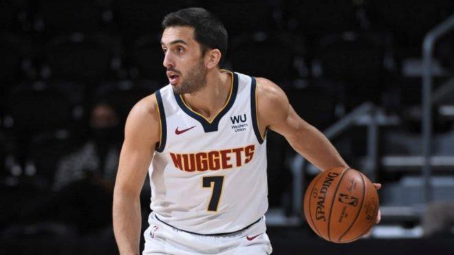 Facundo Campazzo debuta en la NBA