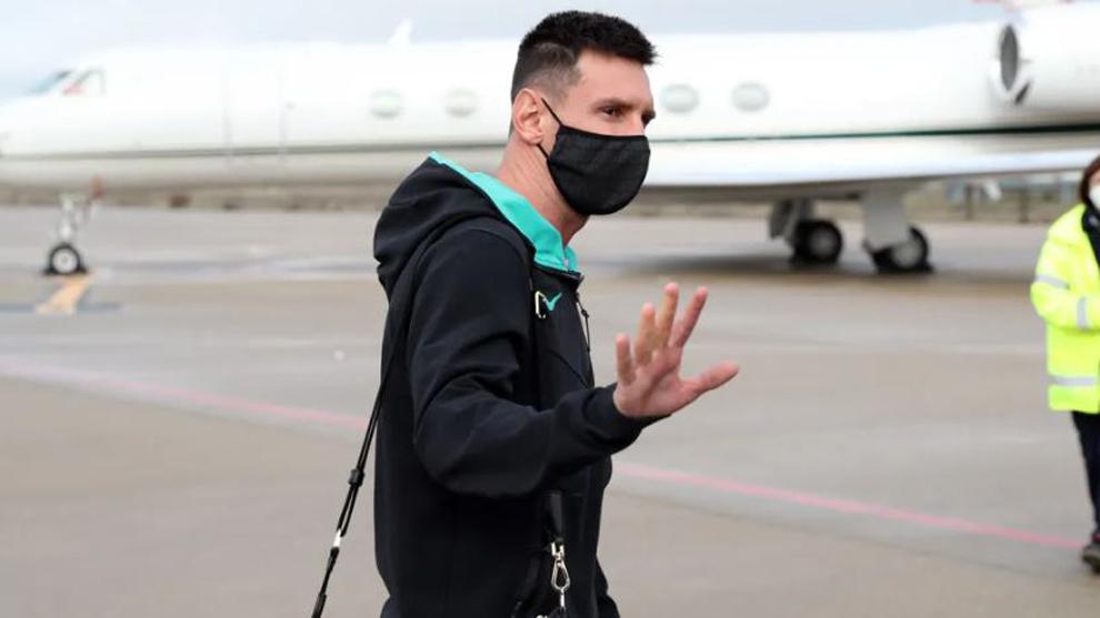 EXCLUSIVA| Escuadron 54 FC llega a un acuerdo con Lionel Messi, tras terminar su contrato con el FC Barcelona