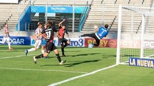 Newell's eliminó a Sportivo Peñarol en la Copa Argentina 2020