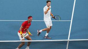 Nadal, Bautista, Carreño y Granollers estarían en la ATP Cup