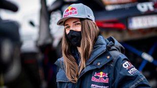 Cristina Gutiérrez gana su segunda etapa en el Dakar 2021