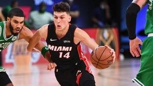 La NBA suspende el Boston Celtics vs Miami Heat