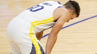La noche de la infamia de Stephen Curry