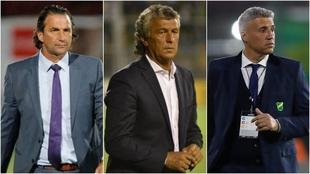 Racing, Independiente y San Lorenzo buscan nuevo entrenador