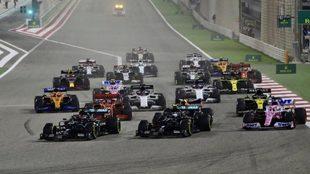 Cambios en el calendario de la F1