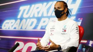 Lewis Hamilton y un futuro incierto
