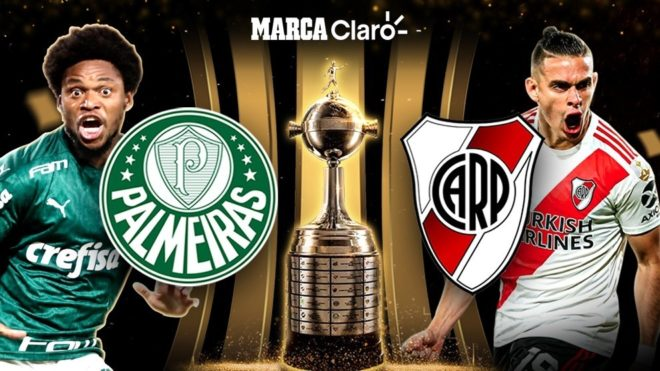 Palmeiras vs River: ¿Quién ganó y qué equipo va a la final de la...