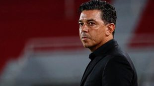 Marcelo Gallardo.