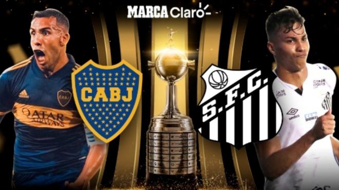 Boca vs Santos: ¿Quién ganó la vuelta y está en la gran final de...