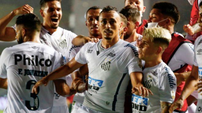 Santos 3-0 Boca: Santos no perdona a un Boca sin corazón | MARCA Claro  Argentina
