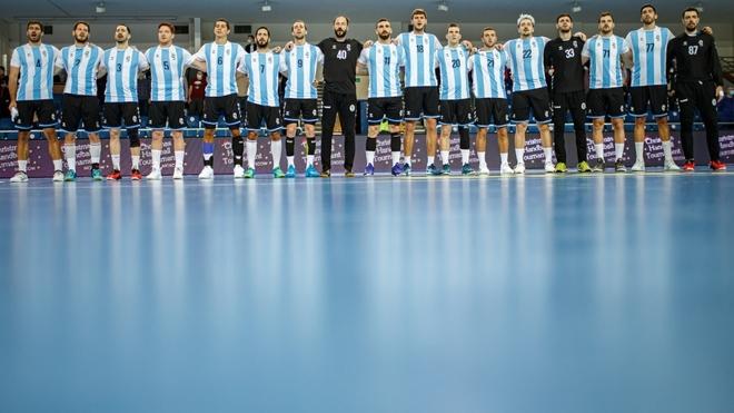 Horario, cómo y dónde ver hoy a Argentina en su debut en el Mundial de Handball Egipto 2021.