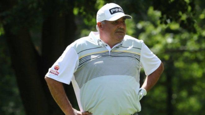 El golfista Ángel Cabrera fue detenido en Brasil
