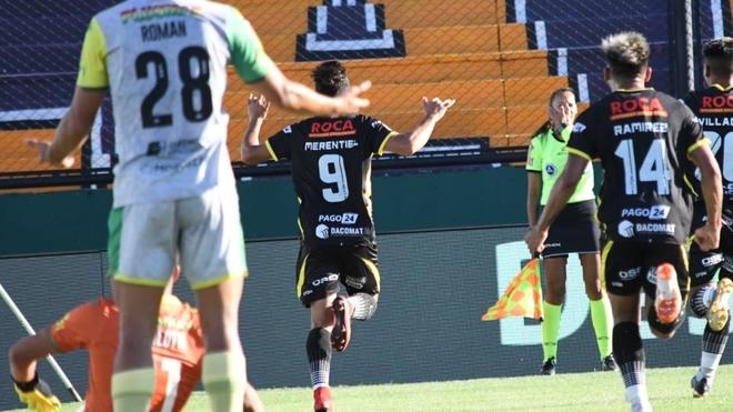 Defensa y Justicia empató 4-4 con Aldosivi