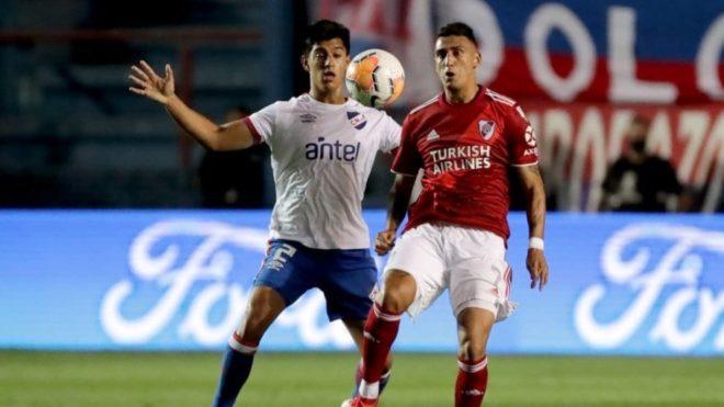 Mathias Laborda y Gabriel Neves, dos futbolistas que interesan en River