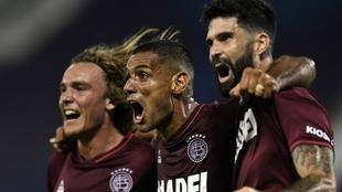 Lanús está en la final de la Copa Sudamericana 2020