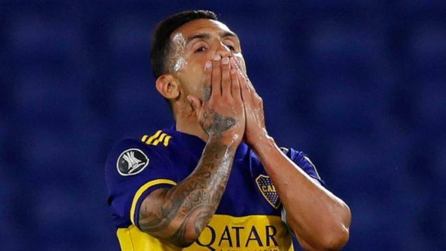 Boca cayó 3-0 ante Santos en Brasil