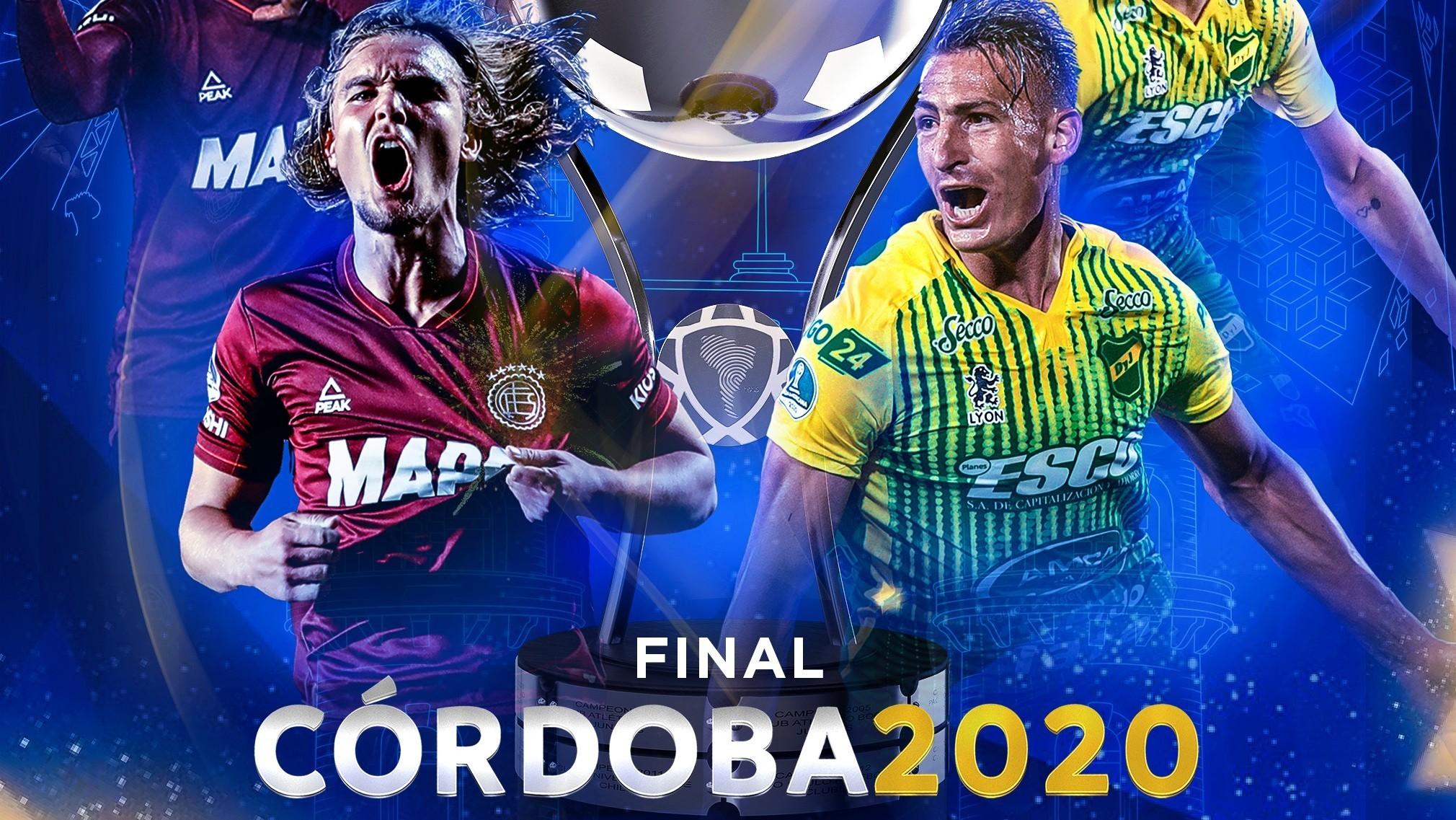 Final Copa Sudamericana 2020: Lanús vs Defensa y Justicia: Lista la final  de la Copa Sudamericana: cuándo es, dónde se juega y a qué hora | MARCA  Claro Argentina