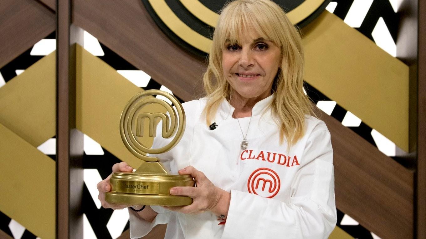 Masterchef Argentina 2020: Final Masterchef Celebrity: Claudia Villafañe,  ganadora del certamen | MARCA Claro Argentina