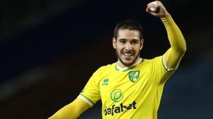 Emiliano Buendía vive una gran actualidad en Norwich City