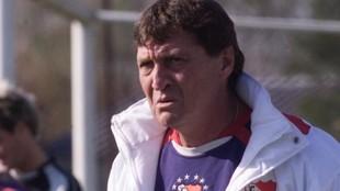 Falcioni, nuevo entrenador de Independiente