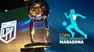 Así se jugará la Copa Maradona 2021