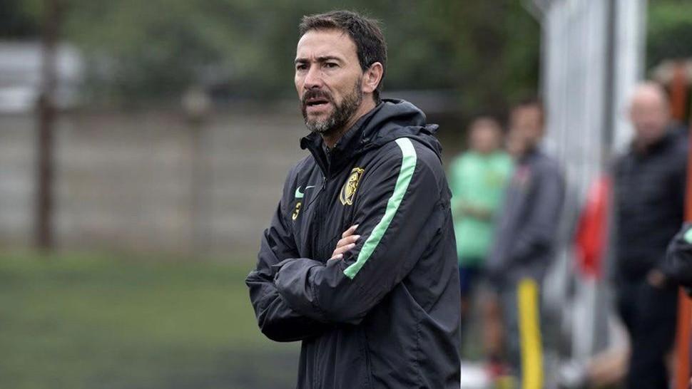Kily González, entrenador de Central.