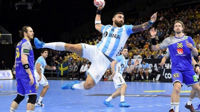 Los Gladiadores vs Croacia por el Mundial de Handball Egipto 2021:...