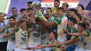 Defensa y Justicia, campeón de la Copa Sudamericana 2020