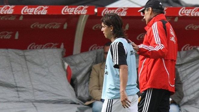 Ángel Cappa fue entrenador de Marcelo Gallardo en River
