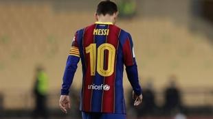 El Loco Gatti vuelve a criticar a Leo Messi