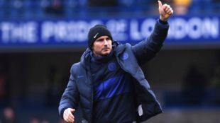 Frank Lampard no continuará como entrenador del Chelsea