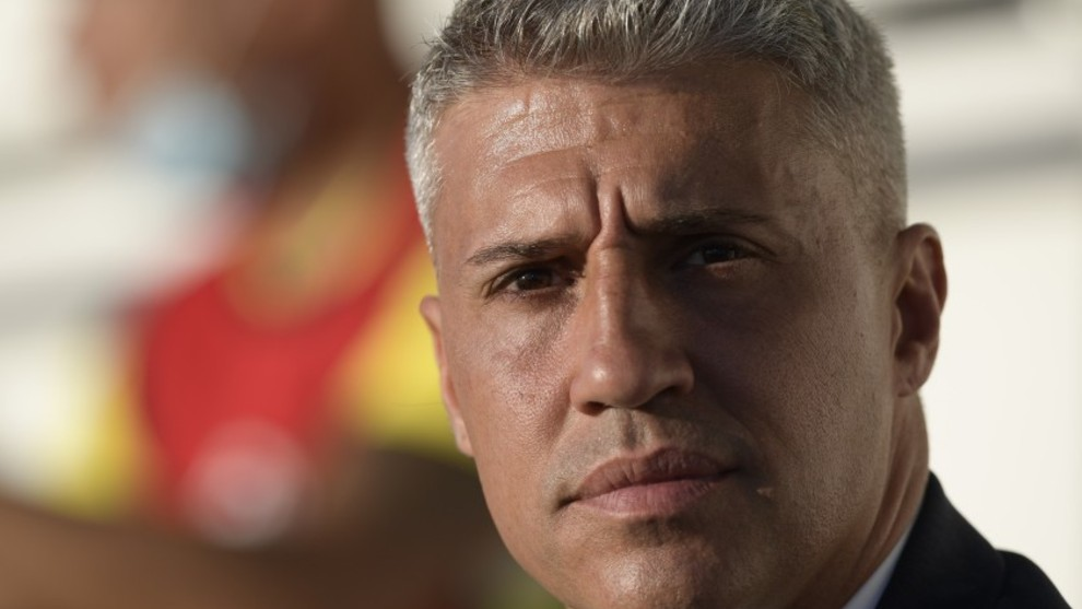 Hernán Crespo habló sobre el sucesor de Marcelo Gallardo