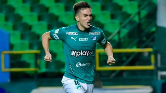 Palavecino podría ir al Palmeiras.