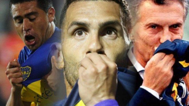 Riquelme, Tevez y Macri: en Boca ya se juega el 2023.