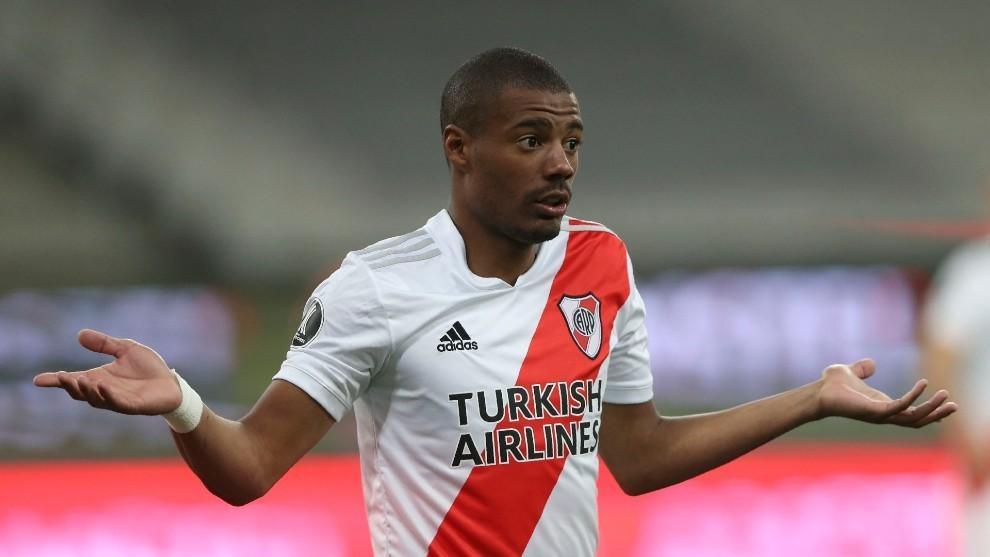 De La Cruz todavía no renovó su contrato con River