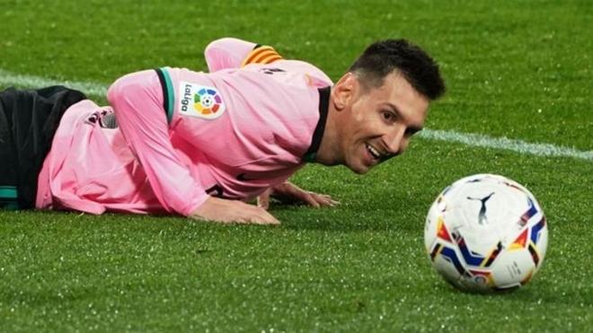 Messi se puede ir del Barcelona.