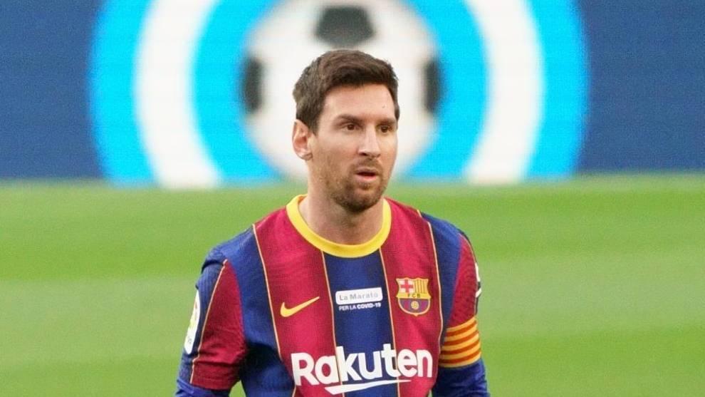 Revelan el contrato de Leo Messi con el Barcelona