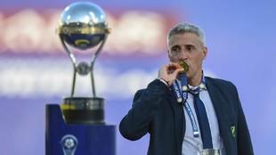 Defensa y Justicia vs Palmeiras, Recopa Sudamericana 2021