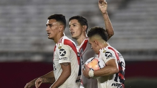 River Plate, el mejor en el ránking de clubes de Conmebol 2021