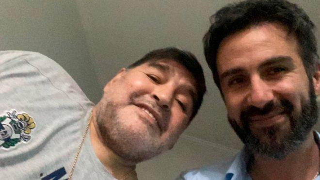 Leopoldo Luque, en la mira por la muerte de Diego Maradona