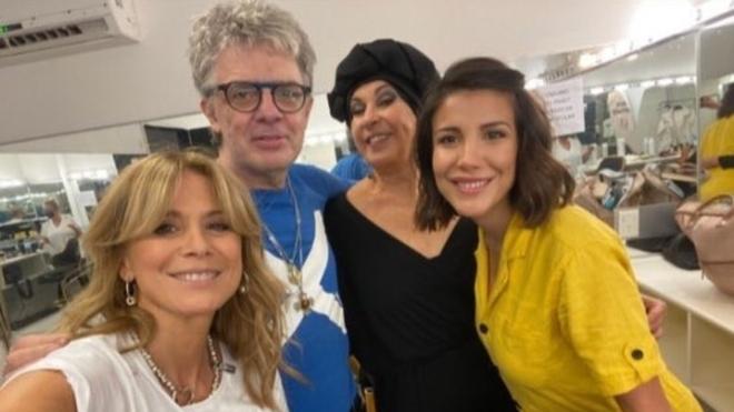 Masterchef Celebrity Argentina 2021: participantes de la segunda...