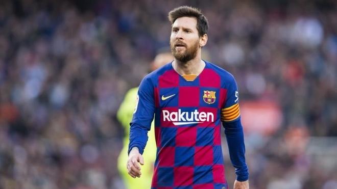 Leo Messi termina su contrato con Barcelona a final de temporada