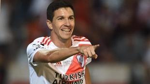 Nacho Fernández se aleja de River