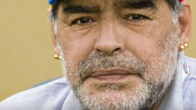 El adiós de Maradona sigue dando que hablar.