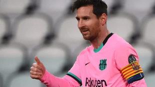 Leo Messi elogiado por Gundogan.